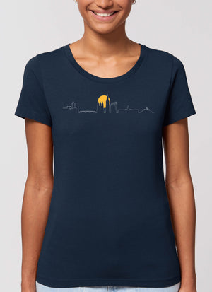 Womens Cork Skyline