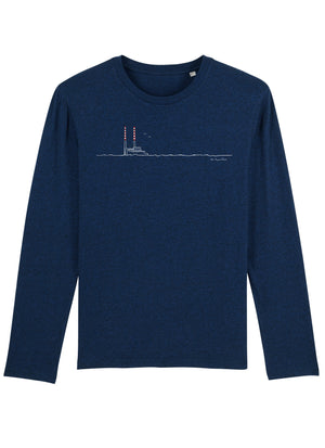 Pigeon House Organic Long Sleeve Tee