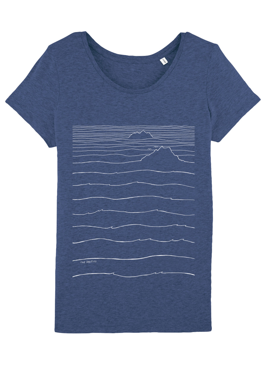 Women's Skelligs Organic Tee