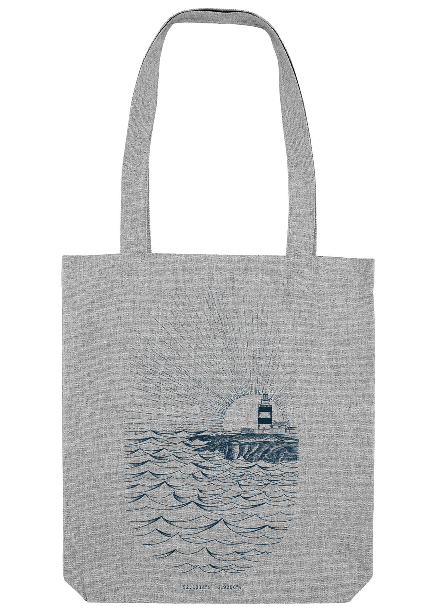 Hook Head Tote Bag