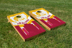 Arizona Cardinals Skyline - The Cornhole Crew