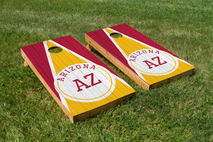 Arizona Wood Grain - The Cornhole Crew