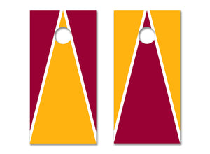 Arizona State Maroon and Gold - The Cornhole Crew