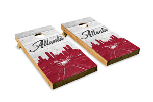 Atlanta Falcons Stadium Skyline