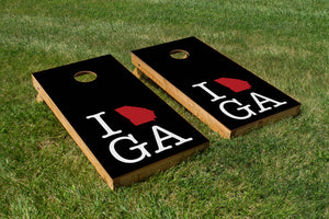 Atlanta Falcons Pride - The Cornhole Crew