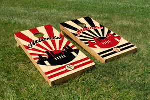 Atlanta Football - The Cornhole Crew