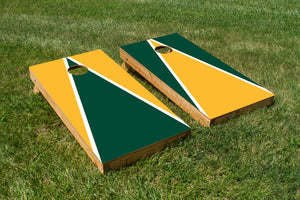Baylor Green and Gold - The Cornhole Crew
