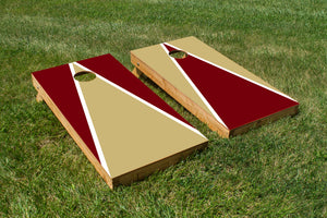 Boston College Maroon and Gold - The Cornhole Crew