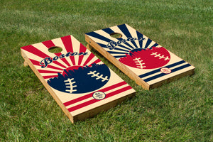 Boston Baseball - The Cornhole Crew
