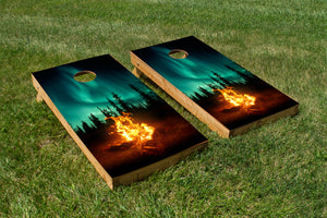 By The Campfire - The Cornhole Crew