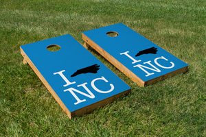 Carolina Panthers-North Carolina Pride - The Cornhole Crew