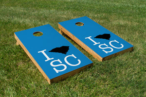 Caroline Panthers-South Carolina Pride - The Cornhole Crew