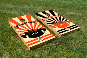 Cincinnati Football - The Cornhole Crew