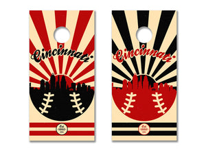 Cincinnati Baseball - The Cornhole Crew