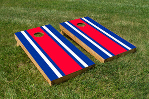 Classic Stripe - Red, White, Blue - The Cornhole Crew