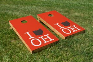 Cleveland Browns Pride - The Cornhole Crew