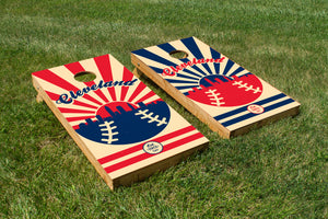 Cleveland Baseball - The Cornhole Crew