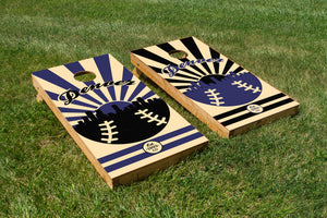 Colorado Baseball - The Cornhole Crew