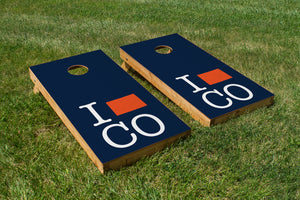 Denver Broncos Pride - The Cornhole Crew