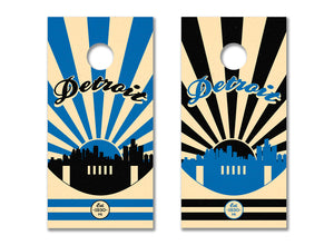 Detroit Lions - The Cornhole Crew