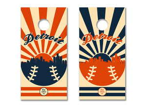 Detroit Tigers - The Cornhole Crew