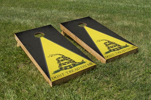 Don't Tread On Me - The Cornhole Crew