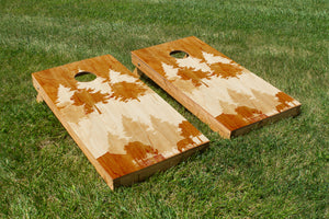 Rustic Art: Farm - The Cornhole Crew