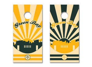 Green Bay Packers - The Cornhole Crew