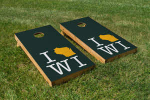 Green Bay Packers Pride - The Cornhole Crew