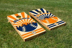 Houston Astros - The Cornhole Crew