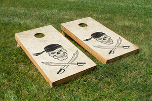 Jolly Roger - The Cornhole Crew