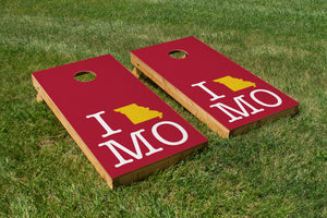 Kansas City Chiefs Pride - The Cornhole Crew