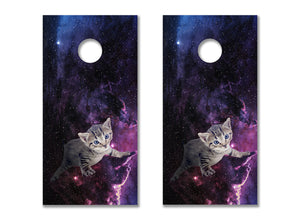 Kitten in Space - The Cornhole Crew
