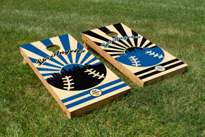 Los Angeles Dodgers - The Cornhole Crew