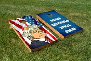 Make Cornhole Great Again
