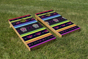 Mexican Blanket - The Cornhole Crew