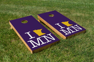 Minnesota Vikings Pride - The Cornhole Crew