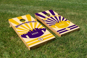 Minnesota Vikings - The Cornhole Crew
