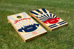 New England Patriots - The Cornhole Crew