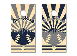New York Yankees - The Cornhole Crew