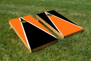 Oregon State Black and Orange - The Cornhole Crew