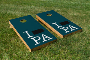 Philadelphia Eagles Pride - The Cornhole Crew