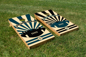 Philadelphia Football - The Cornhole Crew