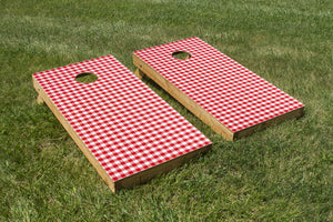Picnic Table - The Cornhole Crew