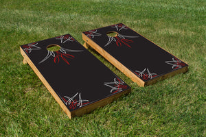 Pin Stripes - The Cornhole Crew