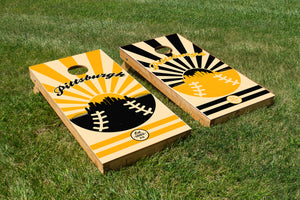 Pittsburgh Baseball - The Cornhole Crew