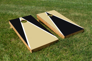 Purdue Black and Gold - The Cornhole Crew