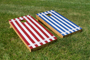Red & Blue Beach Towels