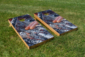 Campfire Hotdogs - The Cornhole Crew