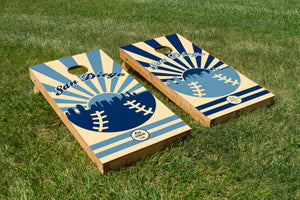 San Diego Baseball - The Cornhole Crew